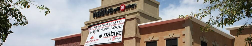 Native Grill and Wings Glendale Location