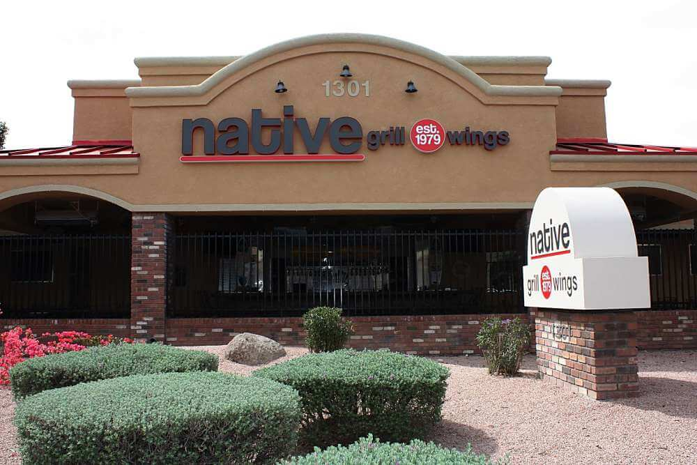Native Grill & Wings Tempe