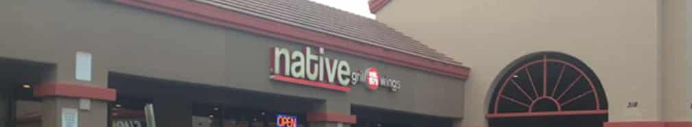 Native Grill and Wings Mesa - Brown Rd Location