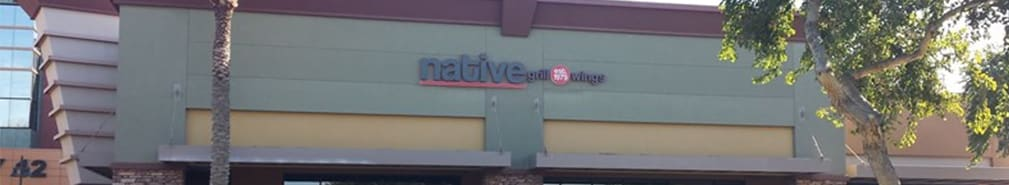 Native Grill and Wings Mesa - Signal Butte and Baseline Location