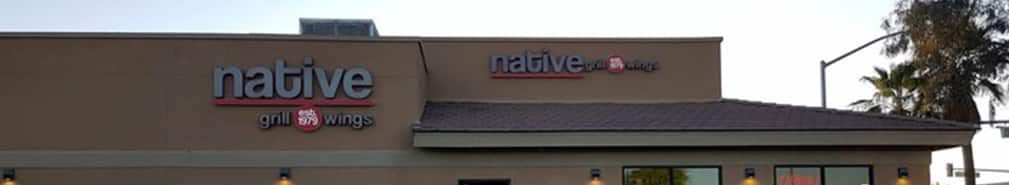 Native Grill and Wings Tucson Speedway Blvd Location