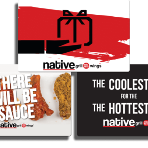 Native Gift Cards All