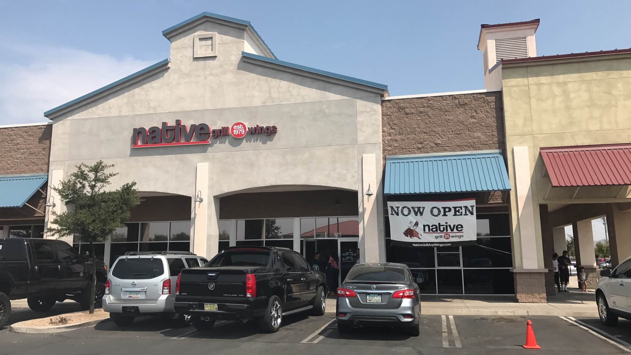 Native Grill & Wings Laveen, AZ Restaurant Location