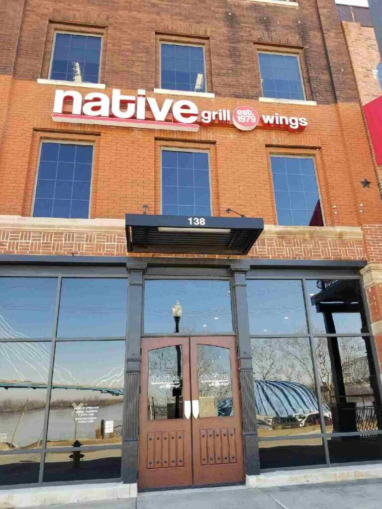 Native Grill and Wings Quincy Illinois