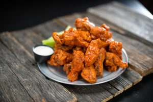 Native Grill & Wings has 10-cent wings to celebrate National Chicken Wing Day.