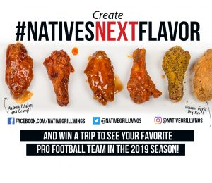 Create Natives Next Flavor