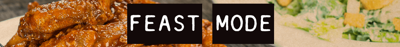Feast Mode Menu Native Grill and Wings