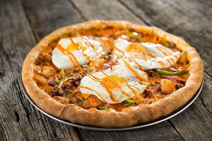 Sunrise Pizza SMALL