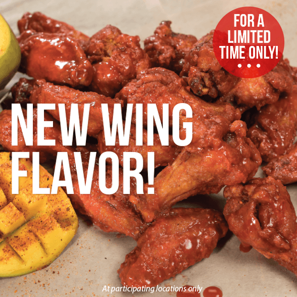 New Wing Flavor at Native Grill & Wings