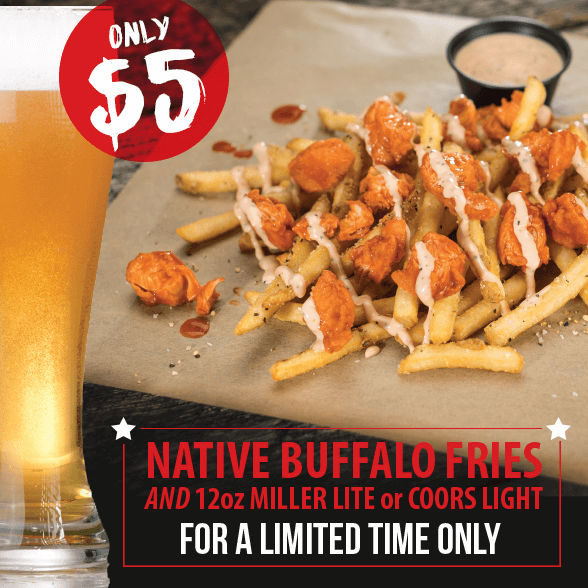 March Madness at Native Grill and Wings